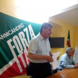 Amministratori e dirigenti aderiscono compatti a Forza Italia