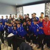 L' ASD San Nicandro affiliata al Perugia Calcio
