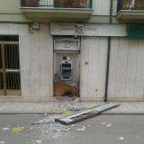 Assalto con esplosivo al bancomat della Credem