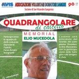 L'Avis ricorda lo scomparso Elio Mucedola