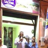 Inaugurata la sezione di Noi con Salvini