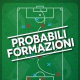 FANTACALCIO – Probabili Formazioni Serie A –  7a giornata