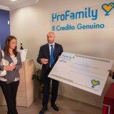 La ProFamily dona 2.000 euro alle scuole sannicandresi
