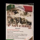 Rinascita cittadina sul manifesto per il 4 Novembre