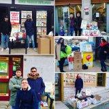 Grande successo per la raccolta alimentare 2017