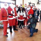 Babbi Natale in moto alla Zaccagnino