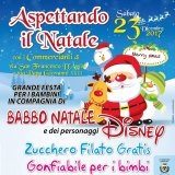 I commercianti di via S.Francesco organizzano: Aspettando Natale