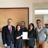 Comunità Don Tonino Bello, firmato il contratto di concessione
