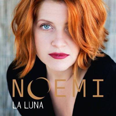 """""""La Luna"""" è il nuovo album di Noemi"""