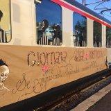 Un treno per non dimenticare: l'iniziativa della scuola media