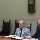 Vertice straordinario in Prefettura col sindaco Gualano