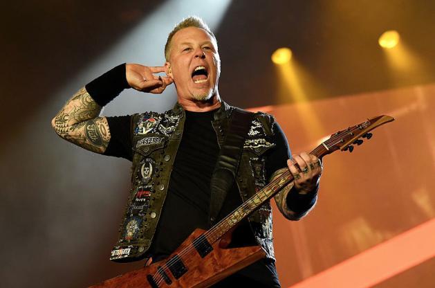 JAMES HETFIELD dei Metallica debutta come attore protagonista