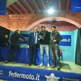 **************  Premiati i campioni di motocross Mascolo e Del Conte
