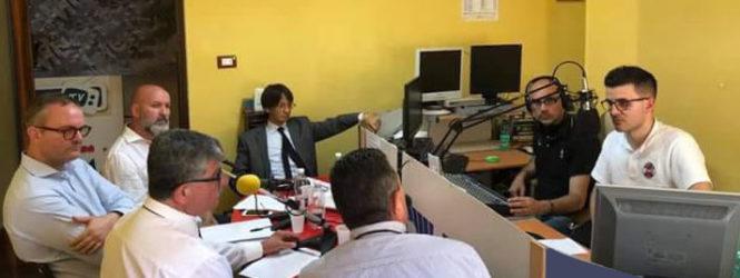 Dibattito radiofonico dei candidati Sindaco di Sannicandro Garganico