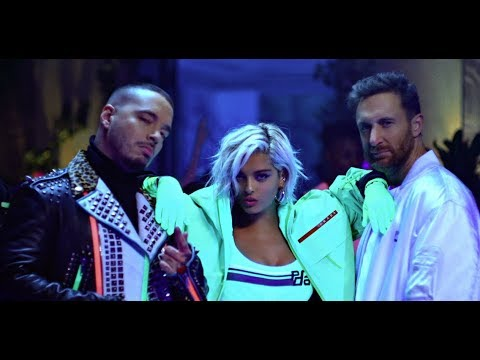 David Guetta, Bebe Rexha & J Balvin – Say My Name (Video)