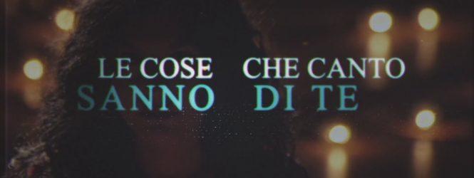 Le cose che canto – Giusy Ferreri