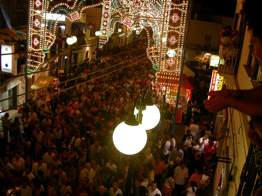 SANT'ELIA- PESCHICI  Calendario festa patronale