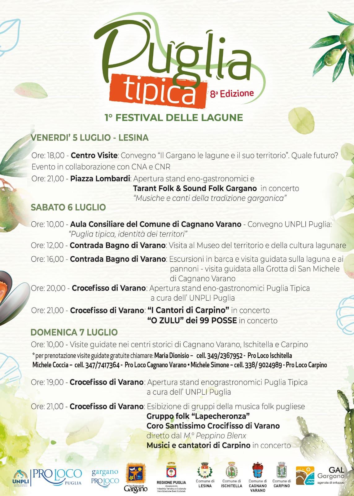 PUGLIA TIPICA – 8^ EDIZIONE