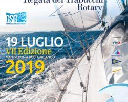 MANFREDONIA-RODI GARGANICO Torna la regata dei Trabucchi Rotary