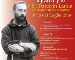 L'abito delle stimmate di San Pio a S. Marco in Lamis