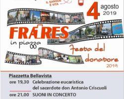 CAGNANO VARANO – 4 AGOSTO – FESTA DEL DONATORE