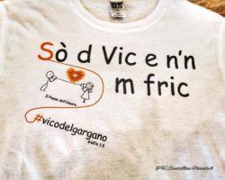 """Vico del Gargano, l'orgoglio sul petto: """"So d Vic e n'n m fric"""""""