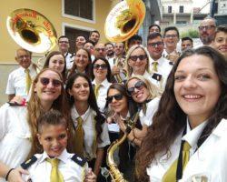 CAPOIALE – SABATO 17AGOSTO – Tour estivo della Banda di Cagnano Varano