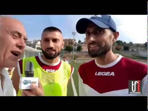 """VIDEO: Commoventi Rocco e Paolo Augelli ai nostri microfoni. """"La vita è unica"""" 29-8-19"""