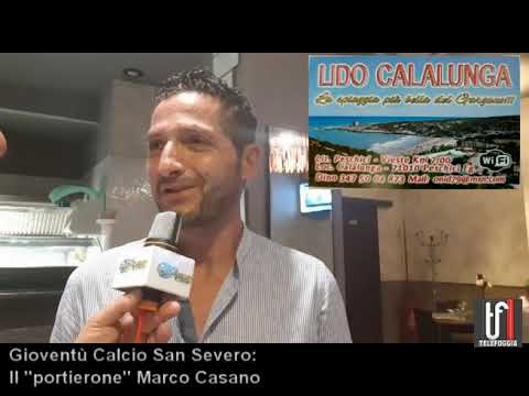 VIDEO: Intervista a Marco Casano che parla di tutte le squadre di Seconda categoria