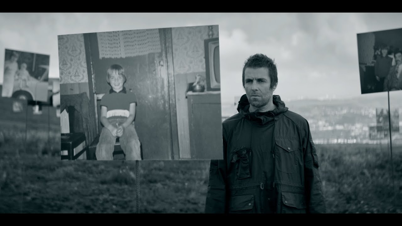 "Liam Gallagher affronta il suo passato nel video ""One of us"""