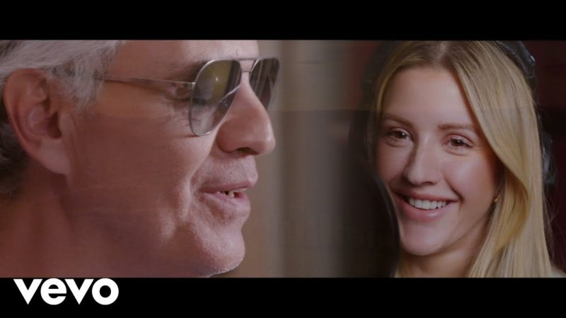 Andrea Bocelli – Return To Love ft. Ellie Goulding |VIDEO