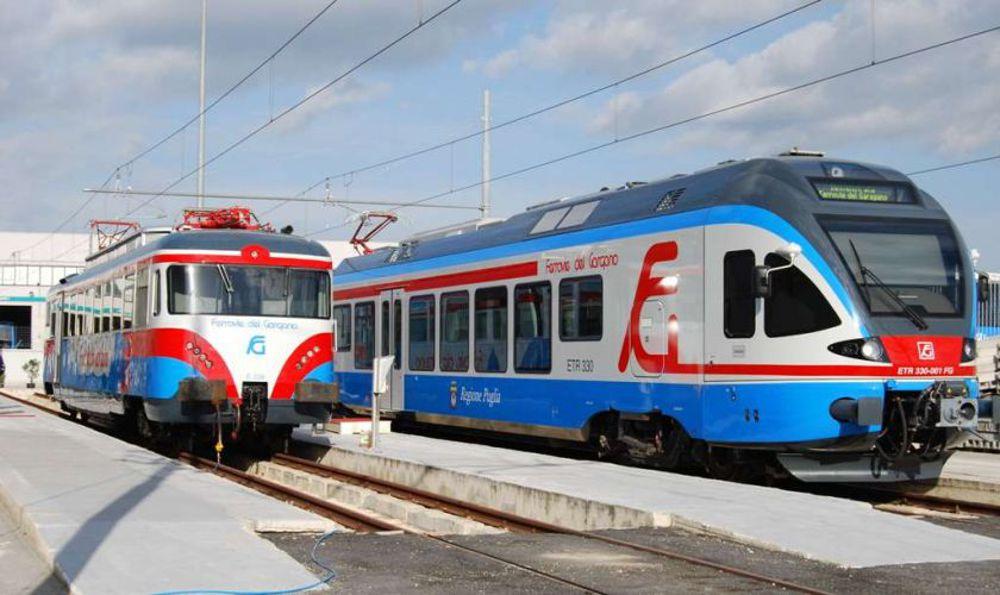 Treno Diretto dal Gargano per Bari, qualcuno ha fatto un po di confusione….