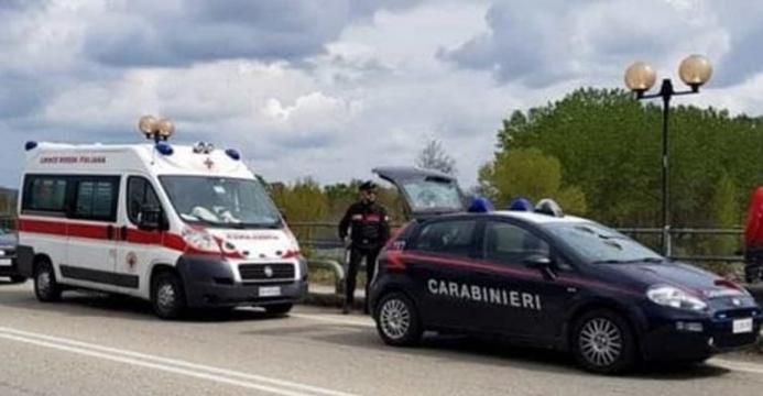 Ancora un incidente sulla scorrimento veloce, un morto All'altezza dell'uscita San Nicola, la vittima era di Carpino
