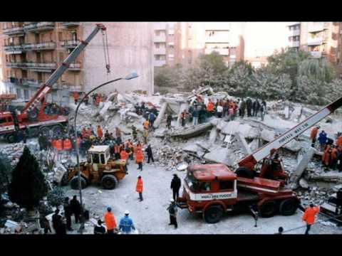 Foggia: esattamente 20 anni fa, il crollo di Viale Giotto