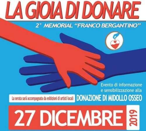 VICO DEL GARGANO: 27 Dicembre, serata di sensibilizzazione  alla donazione di midollo osseo