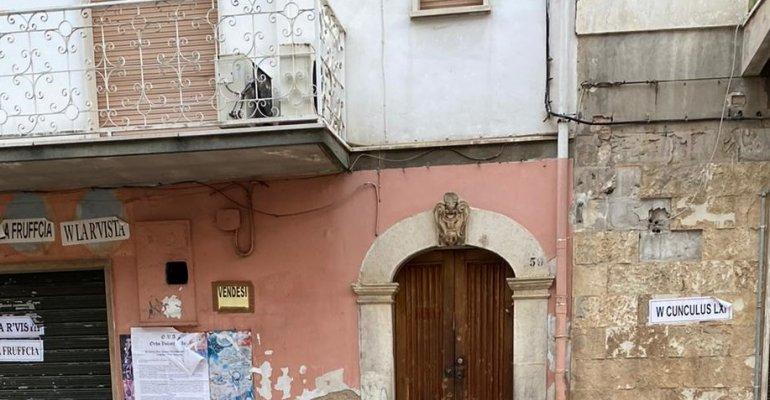 SANNICANDRO GARGANICO: Atti vandalici la scorsa notte, sfondato portone