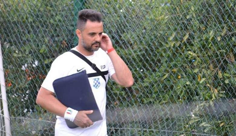 """CALCIO : DERBY SAN NICANDRO: Qui Nicandro Calcio. Il tecnico De Pasquale. """"Loro favoriti, noi troppo giovani"""""""