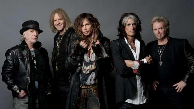 Aerosmith: è italiana la prima tappa dell'European Tour 2020