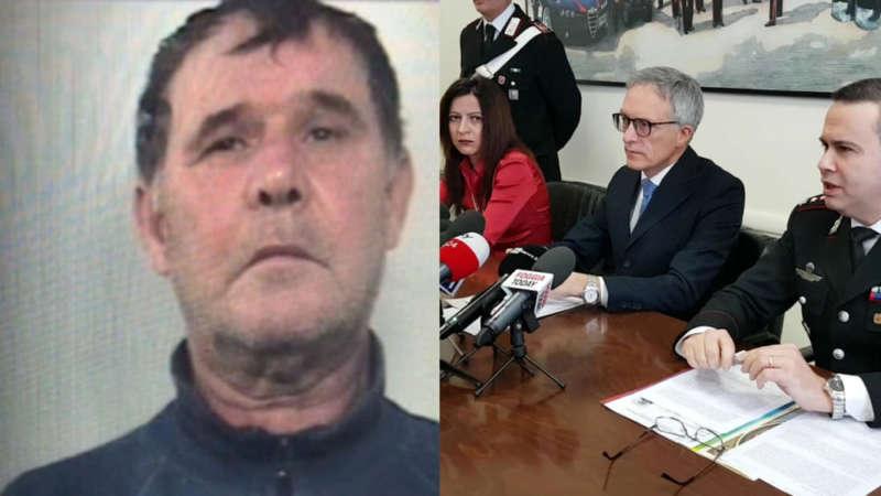 Nuove accuse in carcere per l'assassino del Maresciallo Di Gennaro