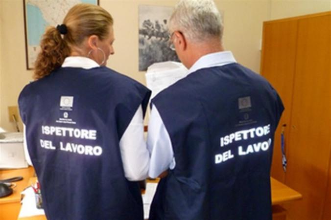 Ispettori del lavoro in azione a Vieste, Vico, Rodi, Sannicandro, Mattinata e Manfredonia