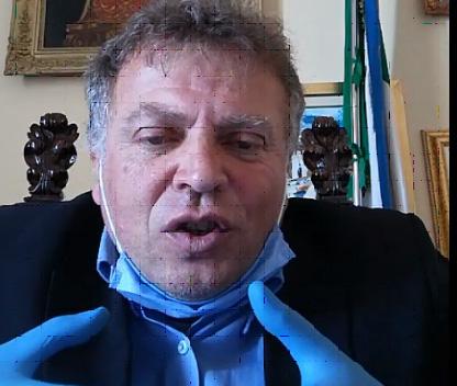 26-03-2020 Il sindaco Tutolo chiede al Governo provvedimenti urgenti per i suoi cittadini  (V.M.16)