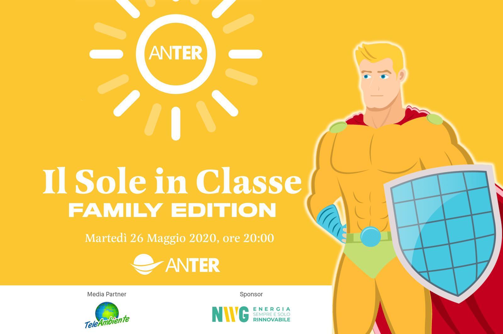 Il Sole in Classe FAMILY EDITION