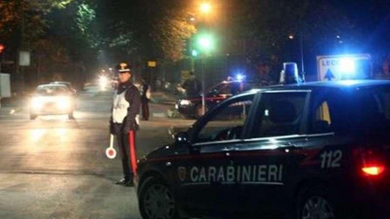 SANNICANDRO GARGANICO: Pugno duro Forze dell'Ordine, decine i controlli nella notte