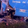 Tremendo incidente tra bus delle Ferrovie del Gargano e un auto: 2 morti
